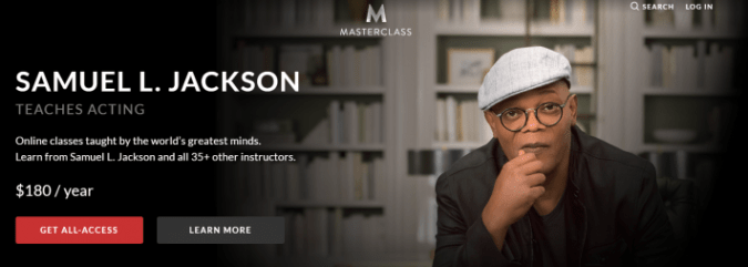 MasterClass Discount Coupon Codes- The Best Online Courses Available
