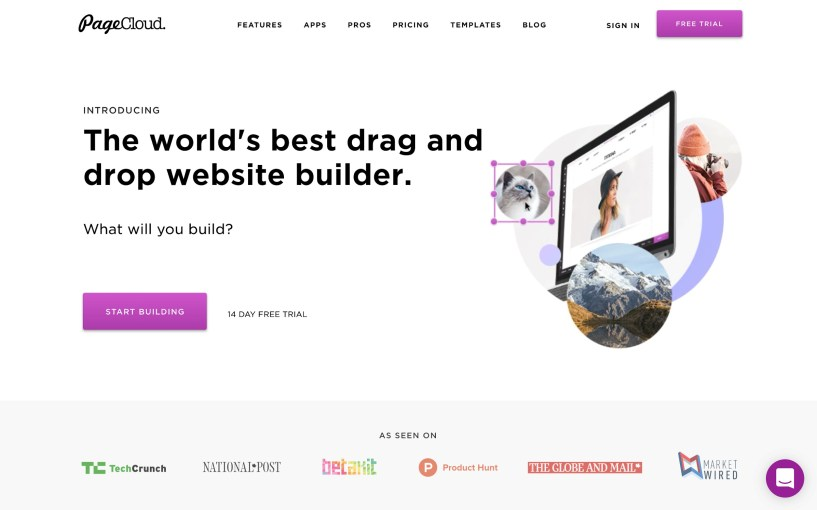 PageCloud Review- The Best Website Builder in World