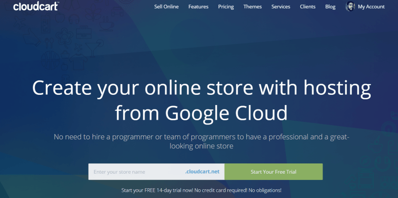 CloudCart Review- Responsive E-commerce Website Builder