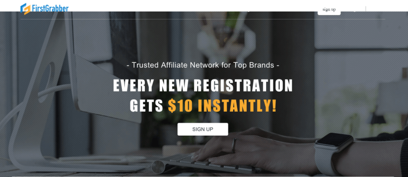 FirstGrabber Review- Trusted Affiliate Network For Top Brands