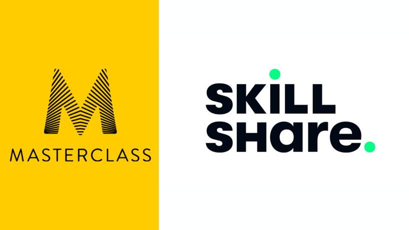 masterclass vs skillshare
