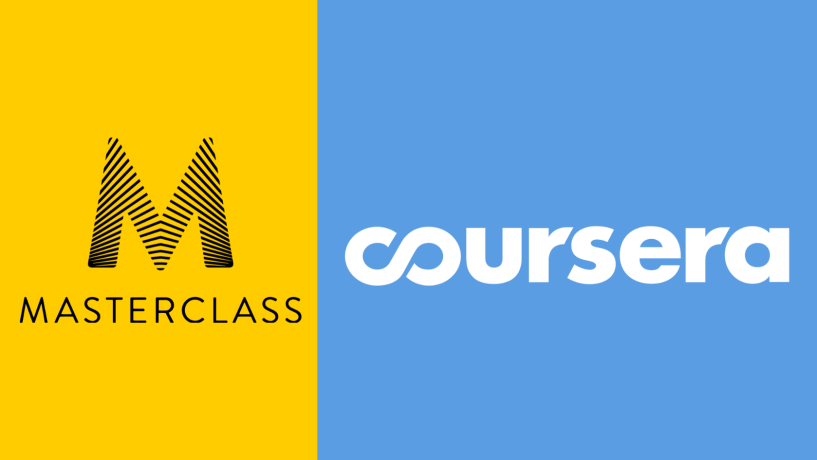 masterclass vs coursera