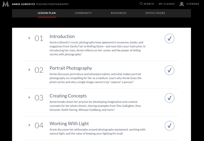 masterclass photography courses review honest review about masterclass courses