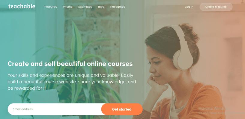 Udemy Alternatives- Teachable