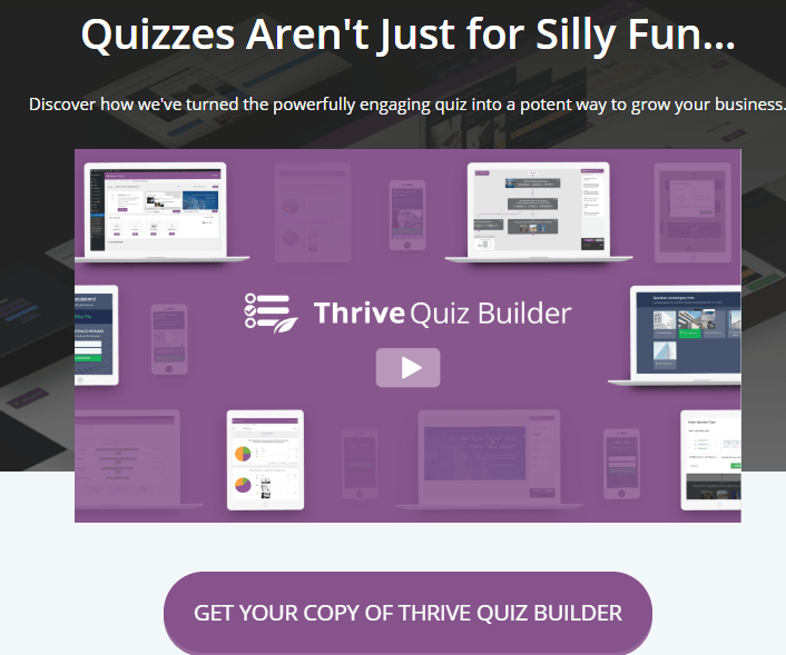 Thrive Quiz Builder Review- Quizzes Aren t Just For Silly Fun