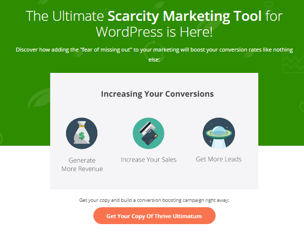 Thrive Ultimatum Review- The Ultimate Scarcity Marketing Plugin