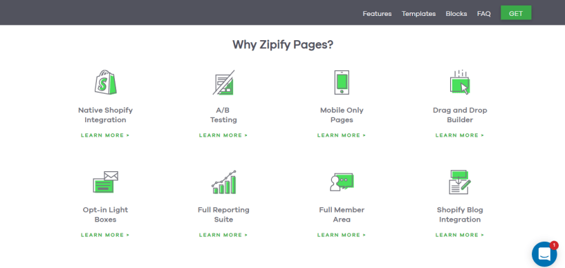 Zipify Pages review with discount coupons