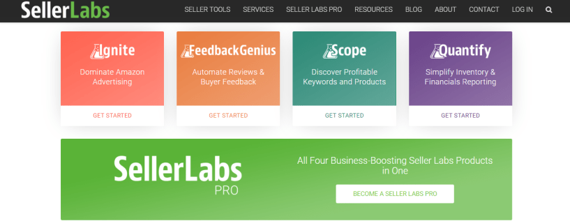 discount coupons for Quantify seller labs