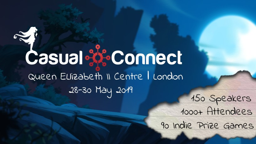 Casual Connect 2019