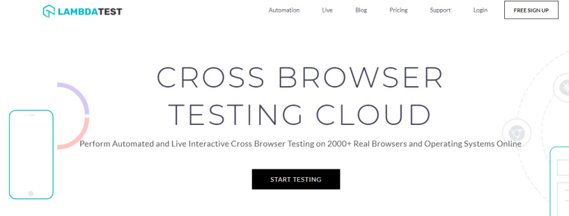 Lambda Test Review- Free Cross Browser Testing Tool