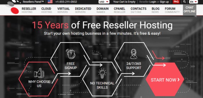 ResellerPanel Hosting Review-Reseller Hosting
