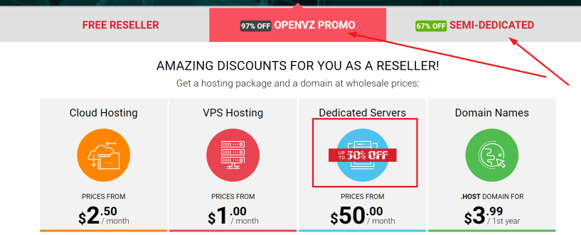 resellerpanel discount offers