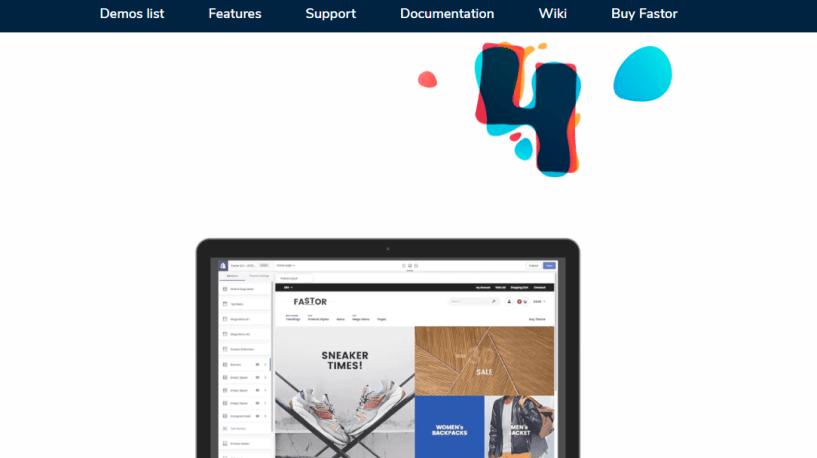 Best Shopify Theme- Fastor