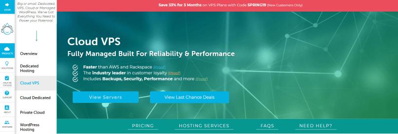 Liquidweb- Cloud VPS Hosting