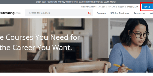 360training.com review - Your career starts here
