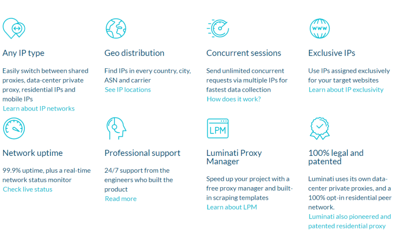 Luminati.IO Review - Proxy Services