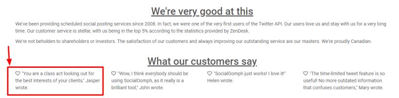 Socialoomph Review -reviews
