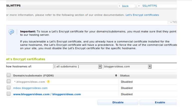 ICDSoft Review- SSL Certificate