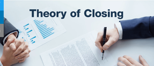 Grand Cardone Course- Theory of Closing Course