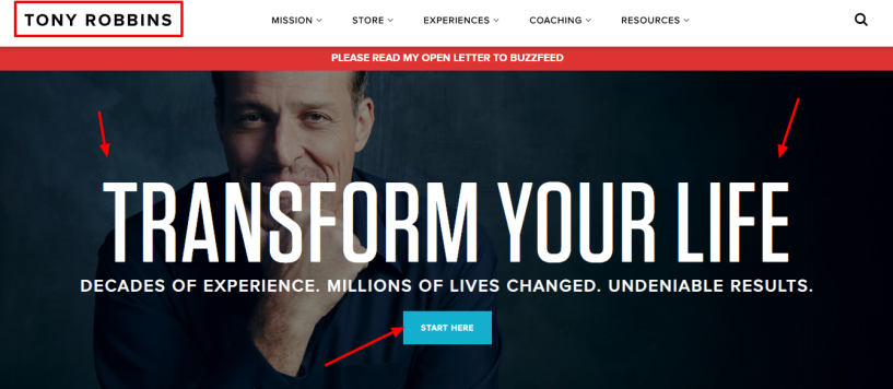 Tony Robbins Courses Review- Transform Your Life