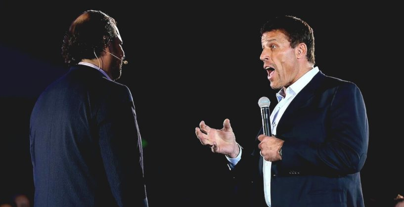 Tony Robbins Life Coach Training Review- Tony Robbins