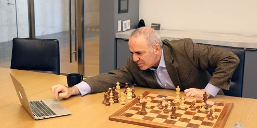 Garry Kasparov Chess Masterclass