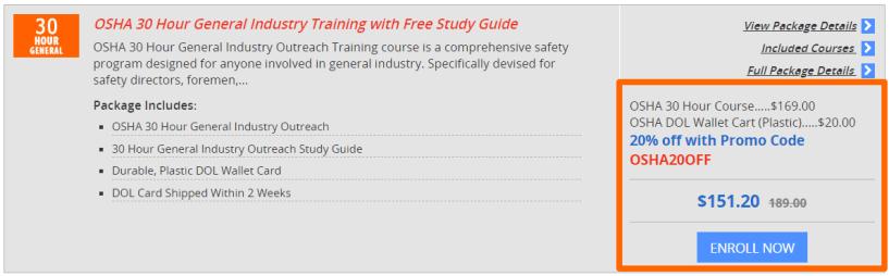 OSHA 30 Hours Training Online - 360training Courses Review