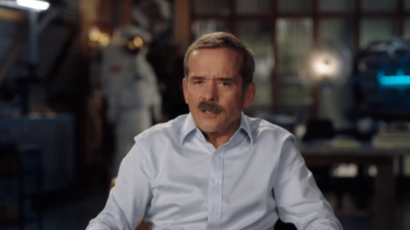 Chris Hadfield Masterclass Review - story line