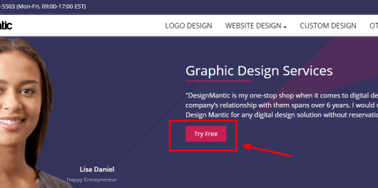 DesignMantic Review -try it now