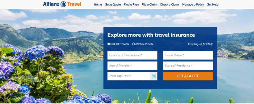 Digital Nomad Review- Allianz Travel Insurance