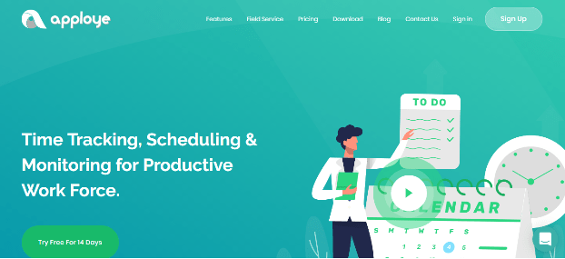 Apploye Review- Time Tracking SOftware