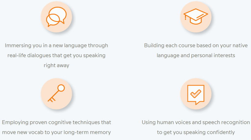 Babbel Review - benefits