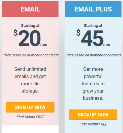Constant Contact Pricing- Email Marketing Software