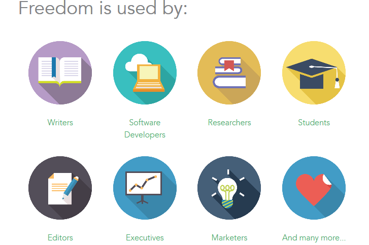 Freedom App Review- Used By