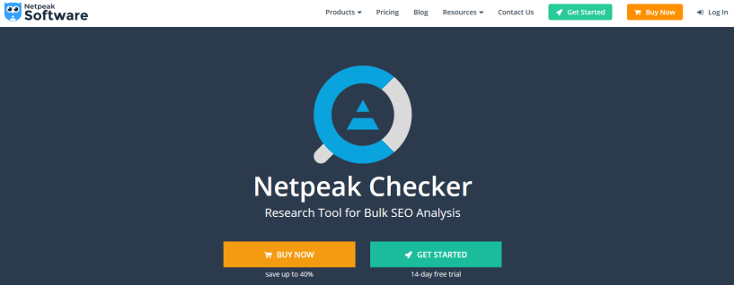 Netpeak Checker Review- SEO Tool