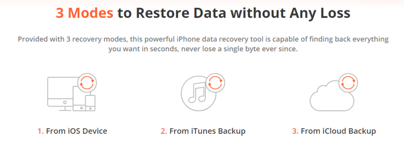UltData- iPhone Data Recovery tool Review With Discount Coupon - Restore Data