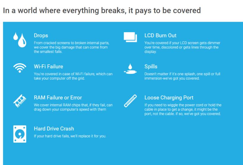 everything breaks laptop