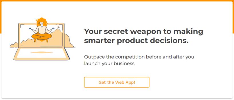 Algopix vs Jungle Scout - web application
