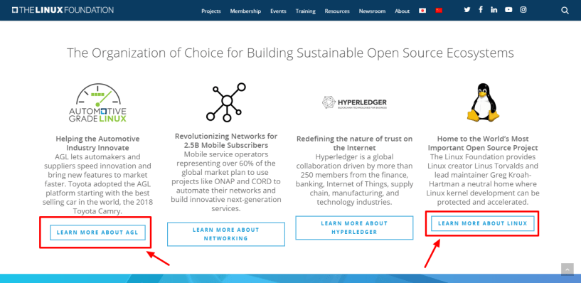 Linux Foundation Review - building sustainable