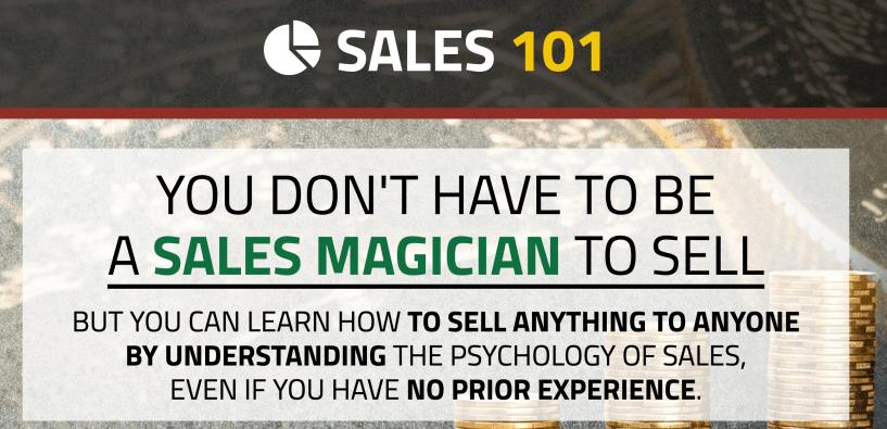 Sales 101 Course – Secret Entourage v