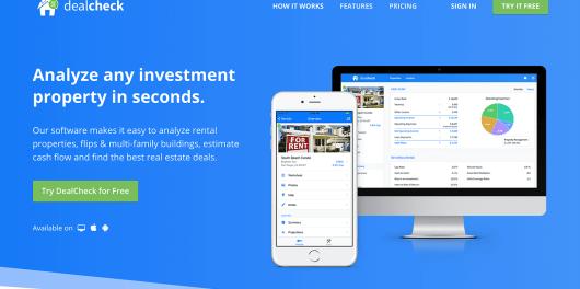 dealcheck.io review- app