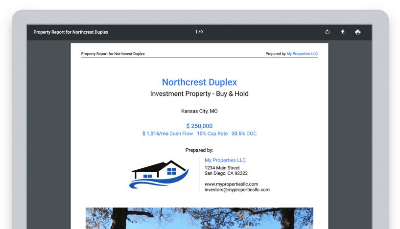 dealcheck-pdf-reports