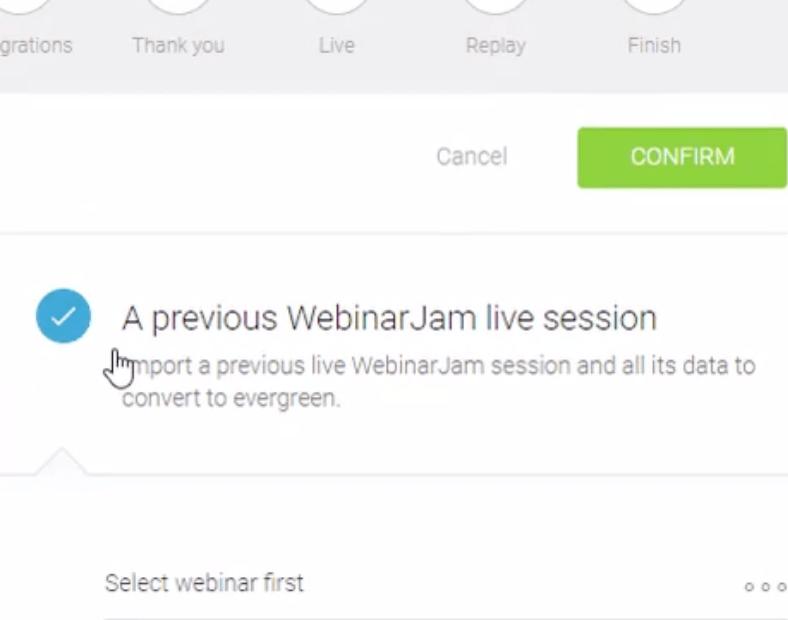 EverWebinar Jam Live Session