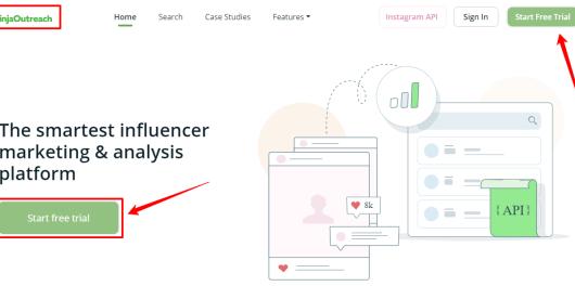 Influencer and Blogger Marketing Outreach Software NinjaOutreach