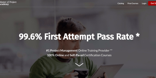 Master of Project Academy- Online Training