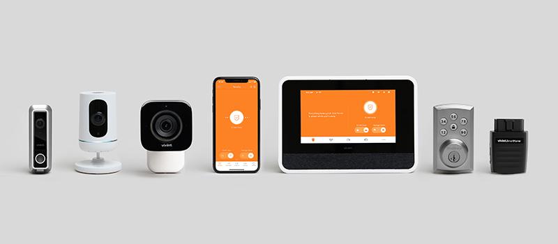 Vivint Security Cameras