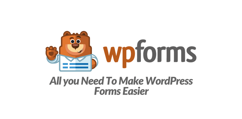 WPForms - The Best WordPress Forms Plugin without Coding - WPKore