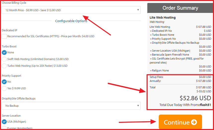 A2 Hosting Coupon - Discount Checking