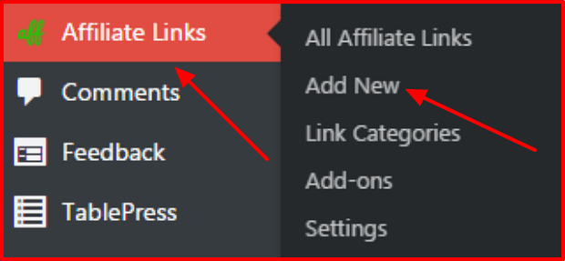 Best affiliate link management ThirstyAffiliates installations