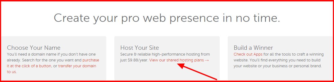 Cheapest web hosting service shared hosting plan